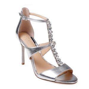New Badgley Mischka heels size 7
